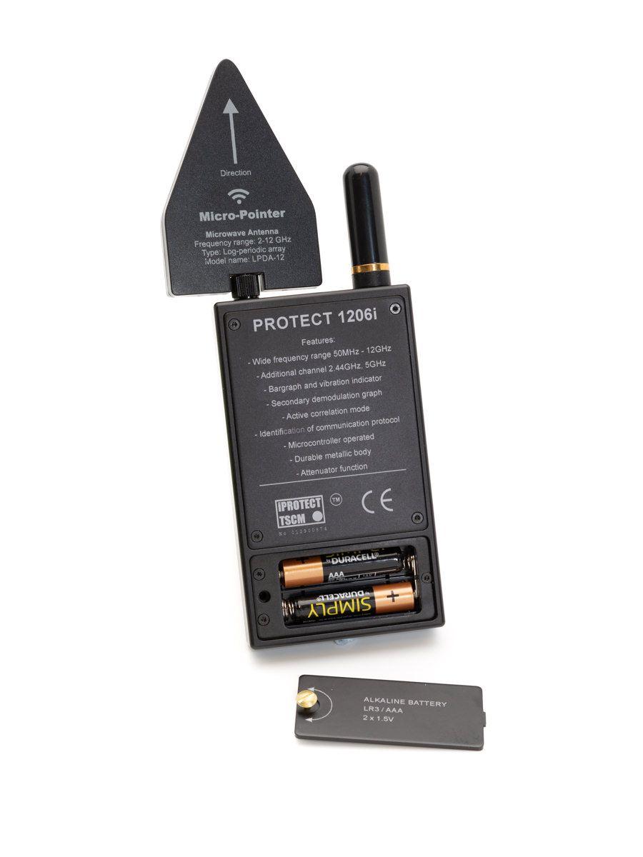 1206i Bug Detector