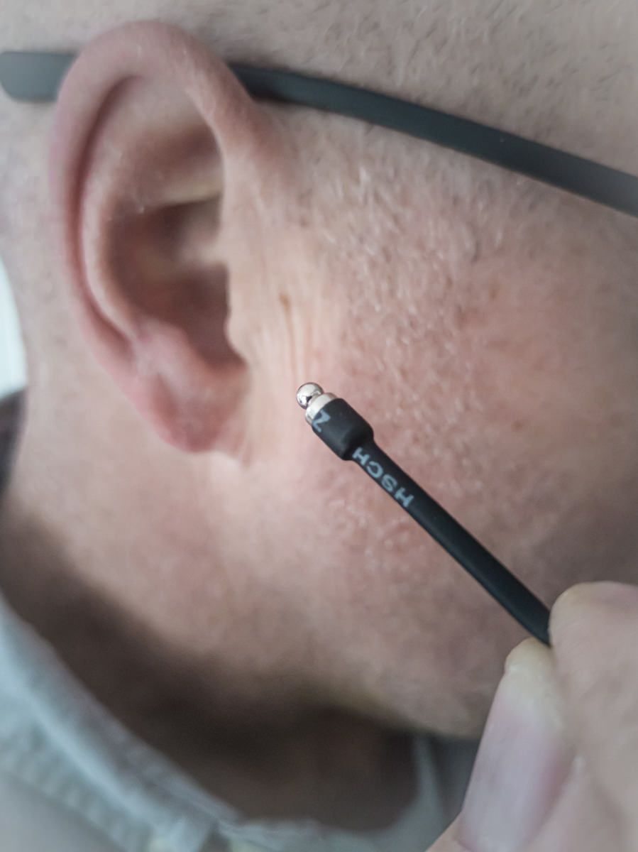 Bluetooth Invisible Earpiece