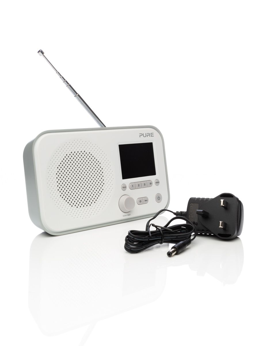 DAB Radio WiFi Spy Camera