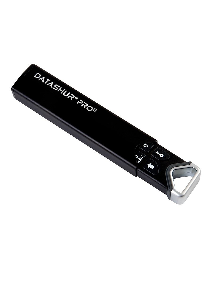 DatAshur PIN Encrypted USB Drive