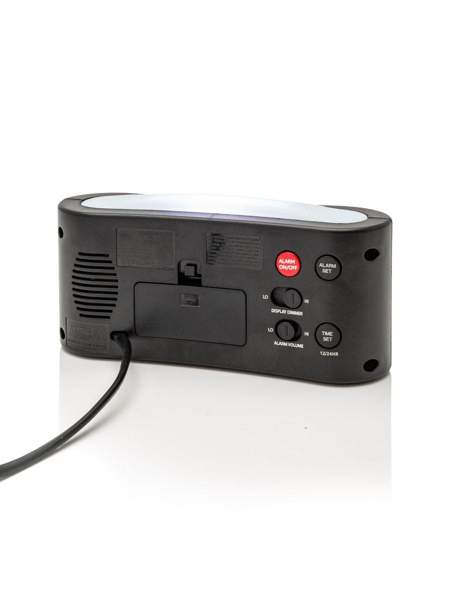 Digital Alarm Clock Spy Camera