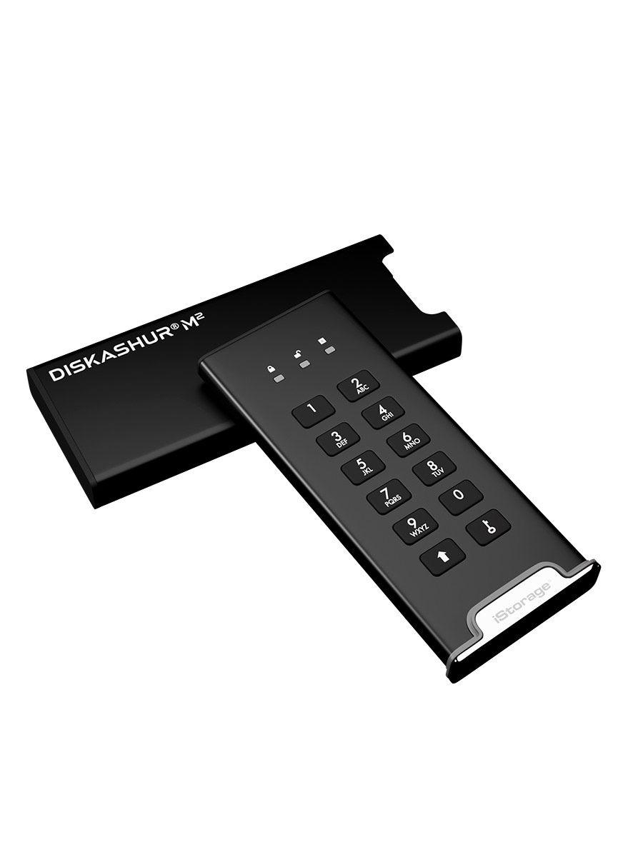 diskAshur PIN Hardware Encrypted SSD