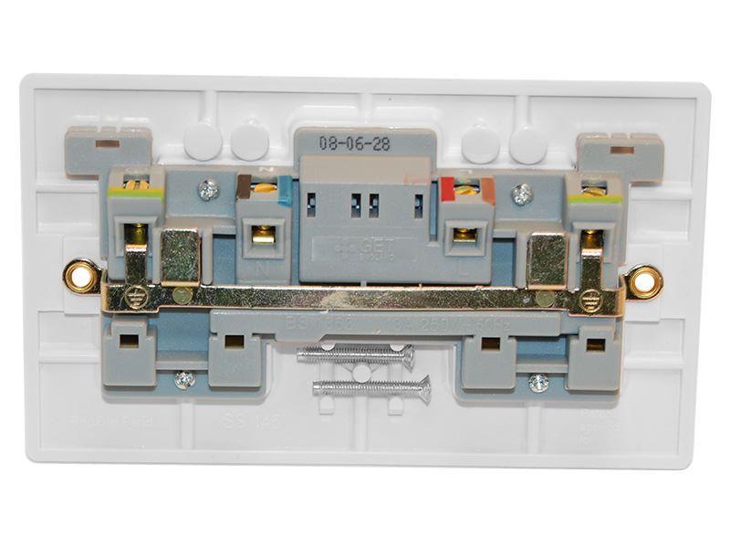 GSM Double Wall Socket