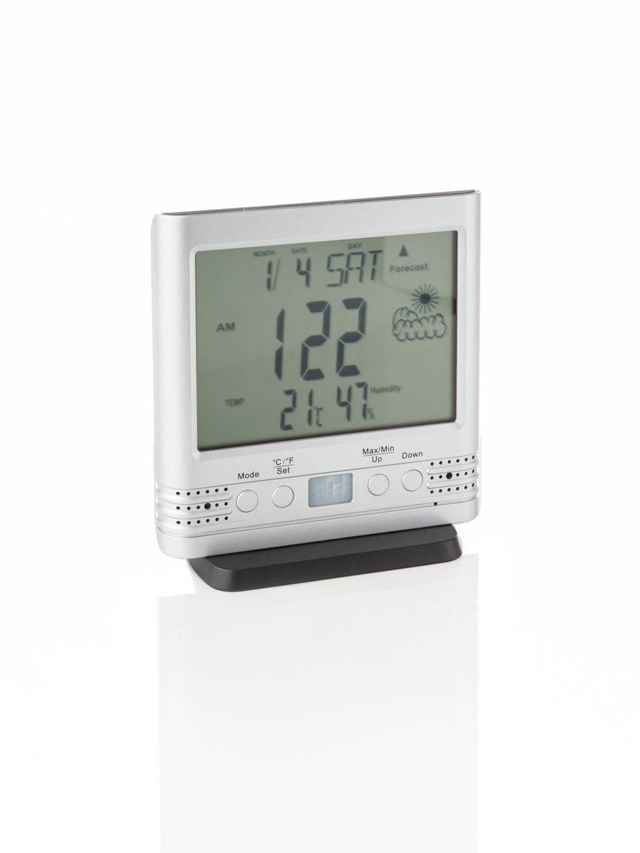 Mini Digital Thermo Clock Recorder