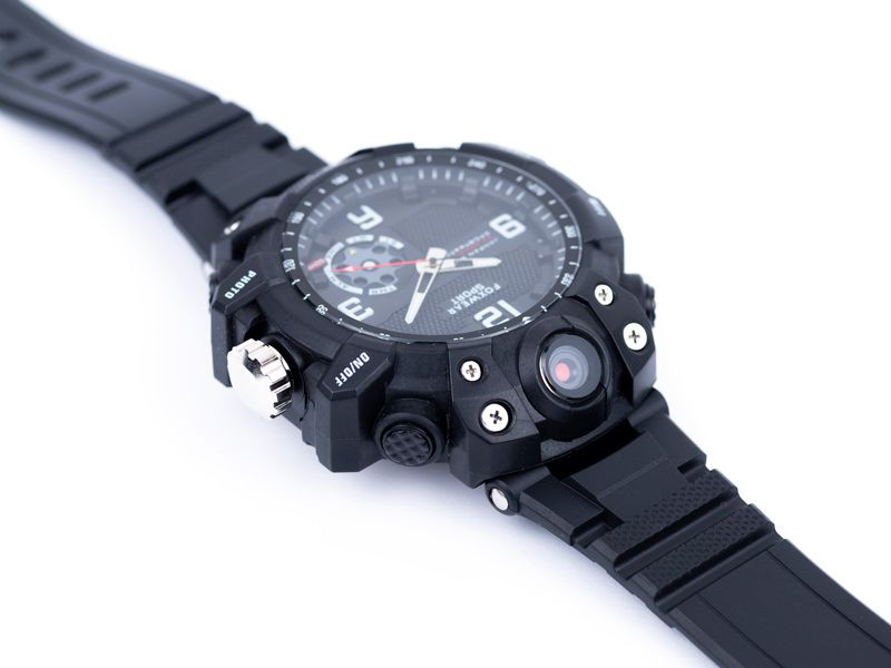 Sports Action Camera Watch
