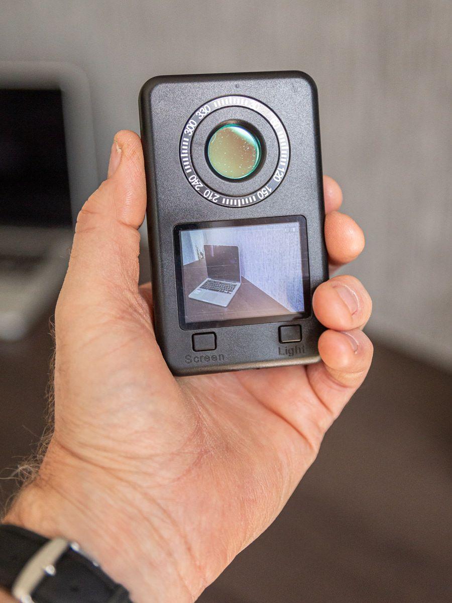 Spy Camera Bug Finder