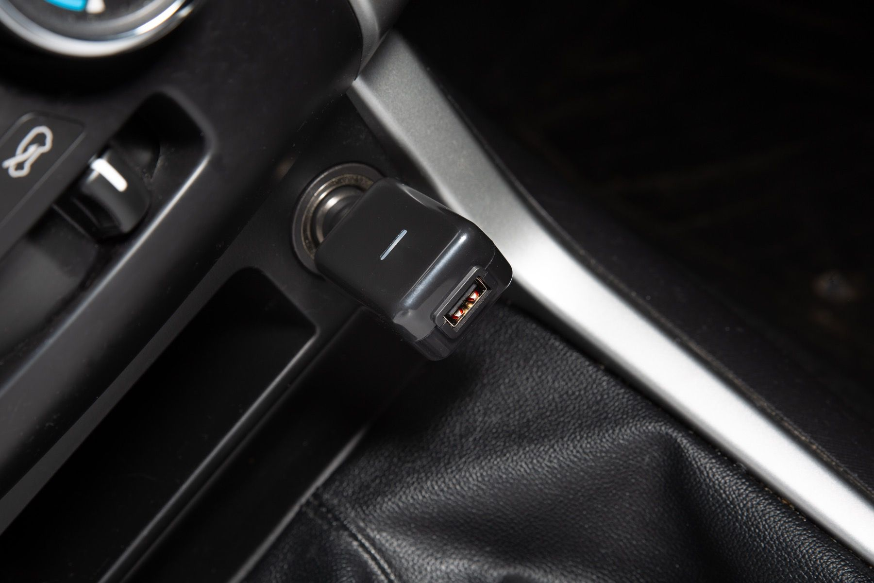 USB Car Charger Voice Recorder