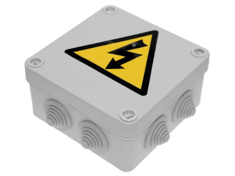 Junction Box Wifi Spy Camera
