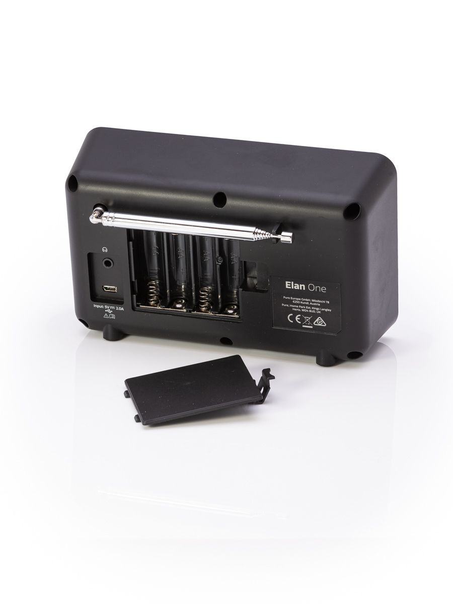 DAB Bluetooth Radio WiFi Spy Camera