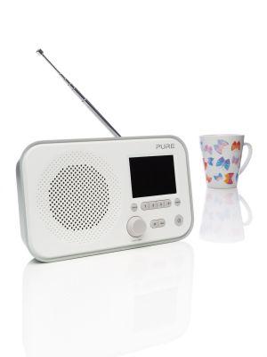 DAB Radio with WiFi Spy Camera