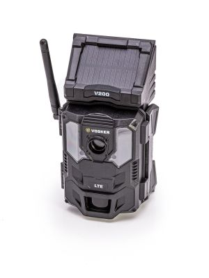 Outdoor 4G Solar Powered Camera