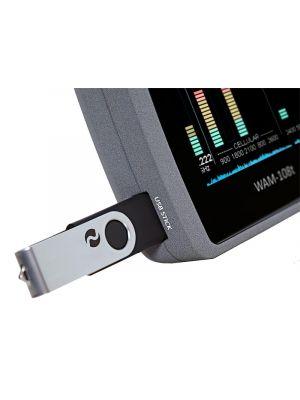 WAM-108t Wideband 4G Bug Detector
