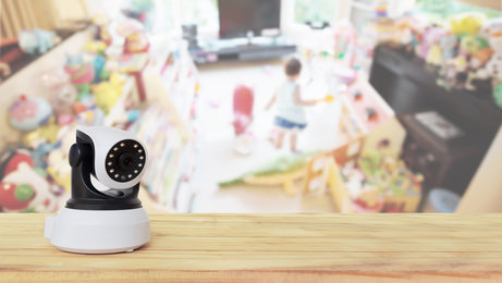 How A Nanny Cam Could Give You Great Peace Of Mind - And Help You Actually Enjoy A Night Out!