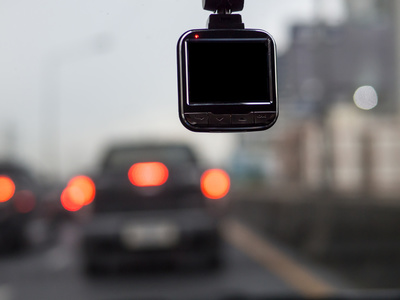 Self Surveillance - The Rising Use Of The In-Car Dashcam