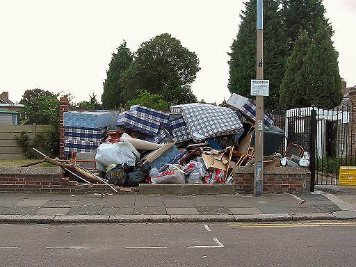 Council Uses Camera To Catch Fly-Tippers - Could It Work In Your Area?