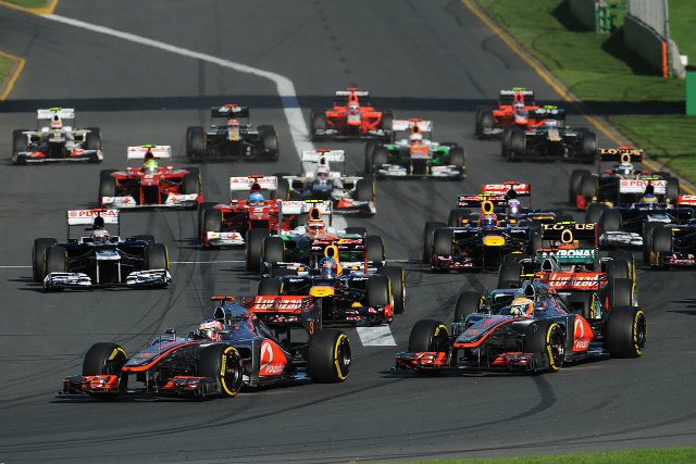 Top Apps For Formula One Fans