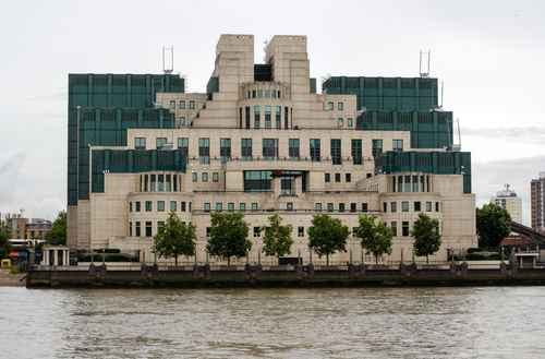What's It Like To Be A Spy At MI5?