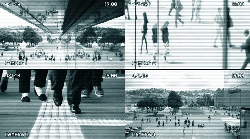 surveillance street