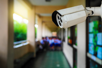 School Surveillance Cameras - Should They Be Used?