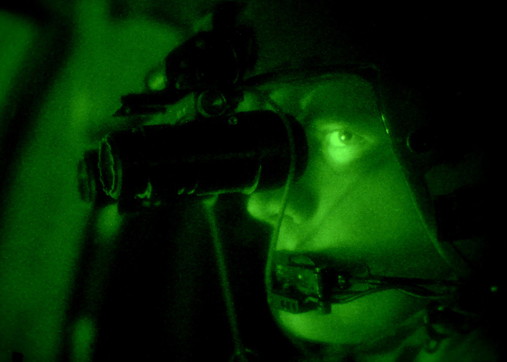 What Is Night Vision?