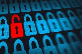 Password Protected Padlock