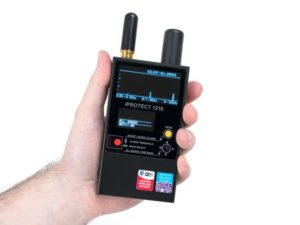 3-band bug detector