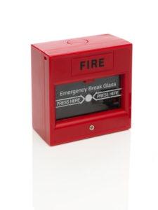 fire alarm dvr wifi spy camera