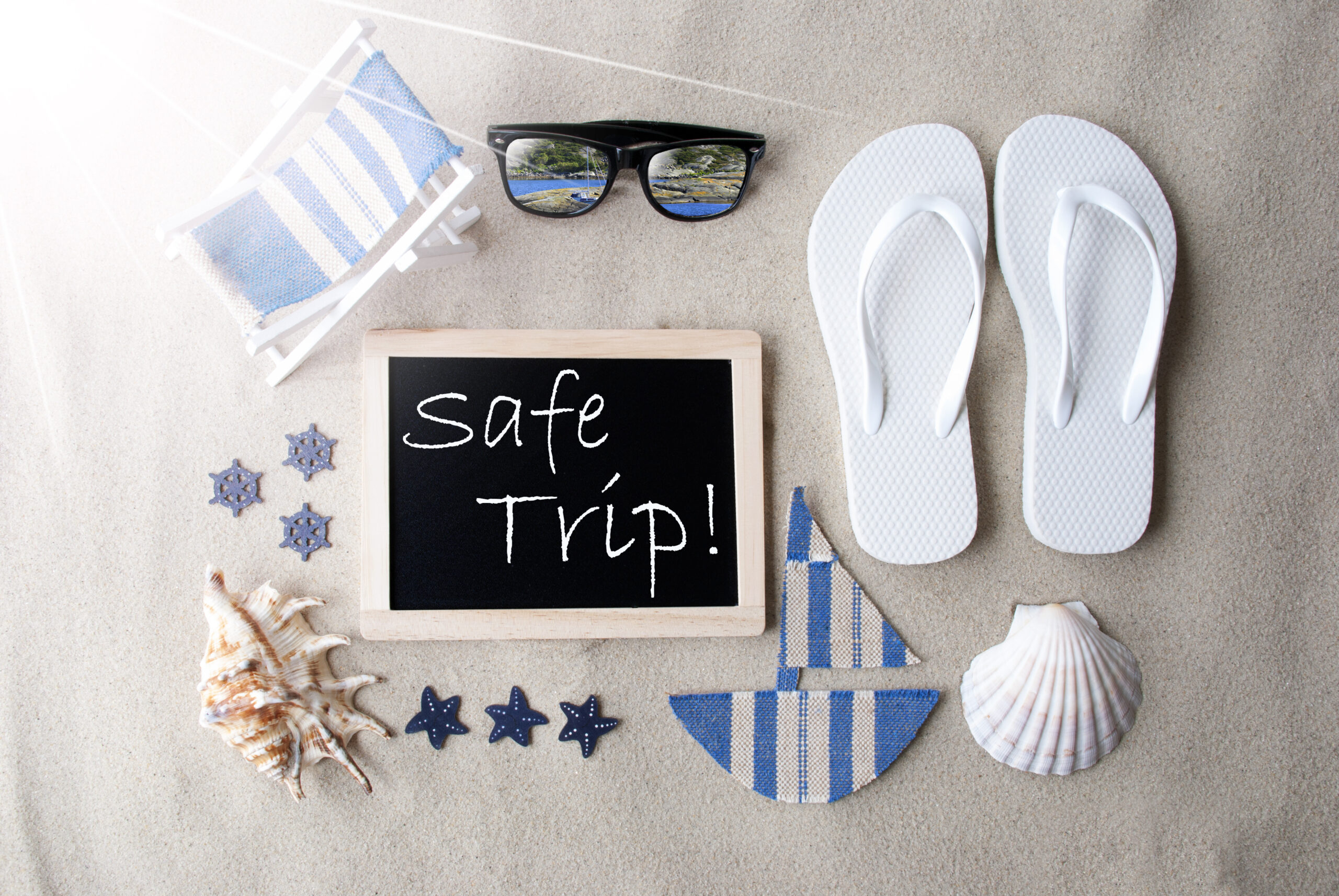How to stay secure on holiday