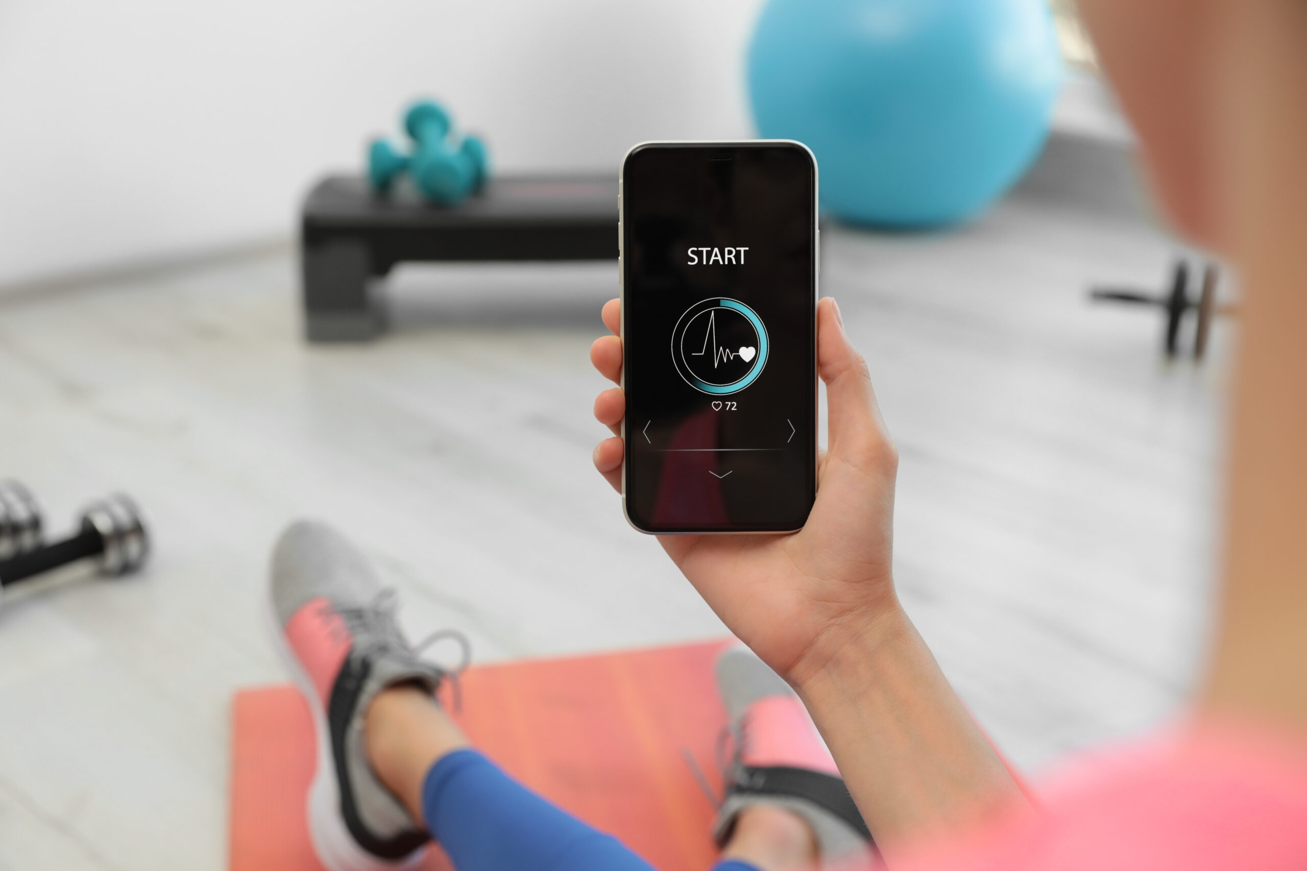 GPS tracking for fitness